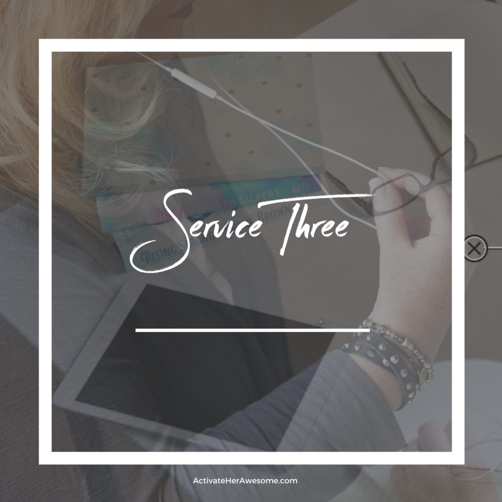 Service Three, Meg Smith